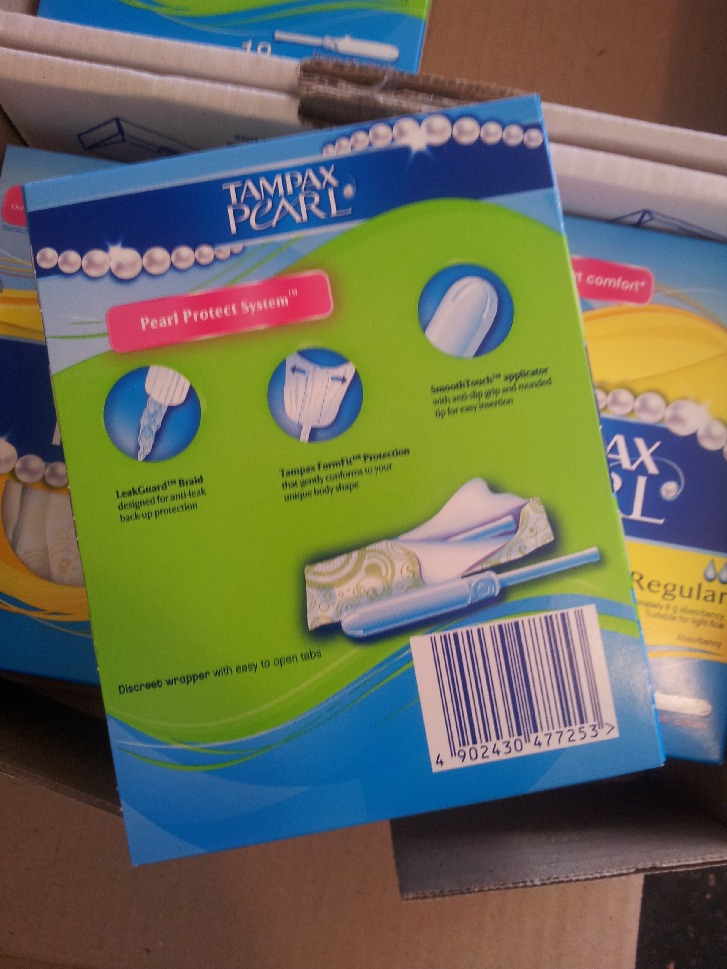 Tampax Pearl in Australia! | Housewife Down Under
